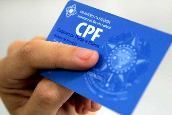 Substituição do PIS pelo CPF