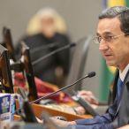 Foto: Ministro Francisco Falcão, do STJ | Crédito: Sérgio Lima/STJ