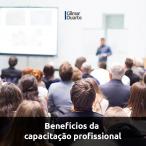 Benefícios da capacitação profissional