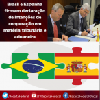 Brasil e Espanha