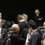 Sessão Solene em homenagem aos 50 anos da Receita Federal lota plenário da Câmara dos Deputados