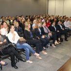 Fotos: Thiago Maurique | Cerca de 120 pessoas prestigiaram o evento realizado no auditório da Unimed Vales do Taquari e Rio Pardo, em Lajeado. Tema sensibiliza gestores de contabiliade e RH.