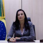 A presidente do Conselho Administrativo de Recursos Fiscais (Carf), conselheira Adriana Gomes Rêgo Crédito: Gustavo Ranieri