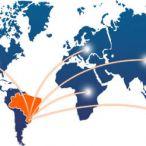 Mapa de exportação