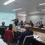 Waldery Rodrigues discute o Pacto Federativo com os 27 Secretários de Fazenda dos Estados /DF no Comsefaz