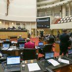 Sessão ordinária da Alesc desta terça-feira (17) — Foto: Rodolfo Espínola/Agência AL/Divulgação