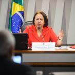 Senadora Fátima Bezerra (PT-RN)